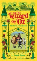 Wizard of Oz (Barnes & Noble Collectible Classics: Omnibus Edition): The First Five Novels - Barnes & Noble Leatherbound Classic Collection (Leather / fine binding)