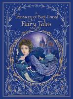 Treasury of Best-loved Fairy Tales, A - Barnes & Noble Leatherbound Classics (Hardback)