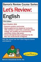 Let's Review English - Barron's Regents NY (Paperback)