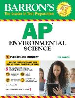 Barron's AP Environmental Science with Online Tests (Paperback)
