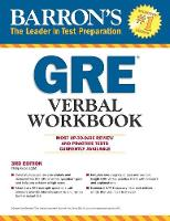 GRE Verbal Workbook - Barron's Test Prep (Paperback)