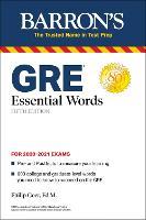 GRE Essential Words - Barron's Test Prep (Paperback)