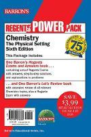 Regents Chemistry Power Pack: Let's Review Chemistry + Regents Exams and Answers: Chemistry - Barron's Regents NY (Paperback)