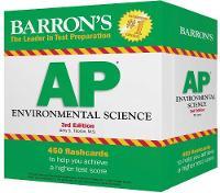 AP Environmental Science Flash Cards - Barron's Test Prep