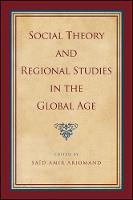 Social Theory and Regional Studies in the Global Age - SUNY series, Pangaea II: Global/Local Studies (Paperback)