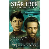 Typhon Pact #1: Zero Sum Game - Star Trek (Paperback)