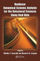 Nonlinear Dynamical Systems Analysis for the Behavioral Sciences Using Real Data (Hardback)