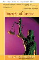 Interest of Justice (Paperback)