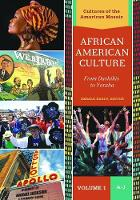 African American Culture [3 volumes]: From Dashikis to Yoruba - Cultures of the American Mosaic (Hardback)