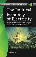 The Political Economy of Electricity: Progressive Capitalism and the Struggle to Build a Sustainable Power Sector - Energy Resources, Technology, and Policy (Hardback)