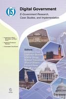Digital Government: E-Government Research, Case Studies, and Implementation - Integrated Series in Information Systems 17 (Paperback)