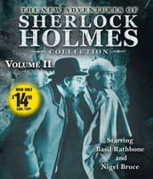 The New Adventures of Sherlock Holmes Collection Volume Two - Sherlock Holmes (CD-Audio)