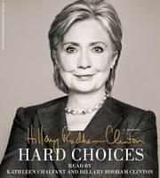 Hard Choices (CD-Audio)