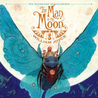 The Man in the Moon - The Guardians of Childhood (Hardback)
