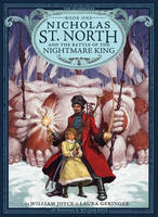 Nicholas St. North and the Battle of the Nightmare King - The Guardians 1 (Hardback)