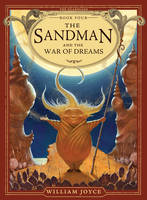 The Guardians #4: Sandman and the War of Dreams (Hardback)