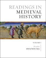 Readings in Medieval History, Volume I