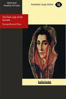 The Dark Lady of the Sonnets (Paperback)