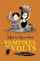 Raven Mysteries: Vampires and Volts