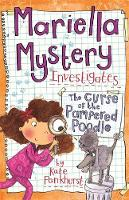 Mariella Mystery: The Curse of the Pampered Poodle: Book 4 - Mariella Mystery (Paperback)