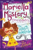 Mariella Mystery: The Mystic Moustache: Book 8 - Mariella Mystery (Paperback)