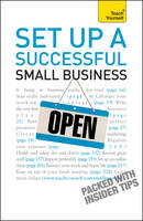 Teach Yourself Set Up a Successful Small Business - Teach Yourself Business Skills (Paperback)