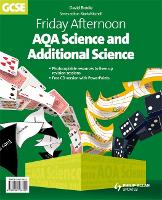 Friday Afternoon AQA Science and Additional Science GCSE Resource Pack + CD (Spiral bound)