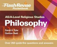 AS/A-level Religious Studies: Philosophy Flash Revise Pocketbook (Paperback)