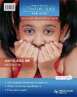 """Anita and Me"": Teacher Resource Pack - Philip Allan Literature Guide (for GCSE) (Spiral bound)"