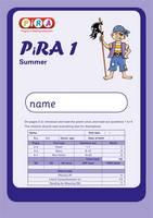 Progress in Reading Assessment Test 1, Summer Pk10 - PiRA