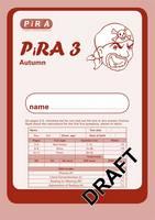 Progress in Reading Assessment Test 3, Autumn Pk10 - PiRA