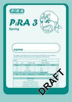 Progress in Reading Assessment: Spring Test 3 - PiRA