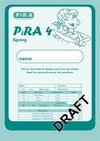 Progress in Reading Assessment: Spring Test 4 - PiRA