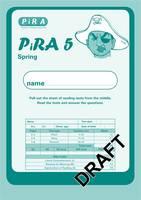 Progress in Reading Assessment: Spring Test 5 - PiRA