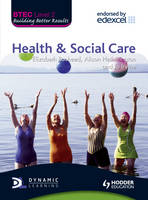 BTEC Level 2 First Health and Social Care - BTEC (Paperback)