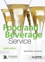 Food and Beverage Service (Paperback)