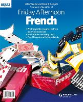 Friday Afternoon French A-Level Resource Pack + Audio CD (Spiral bound)