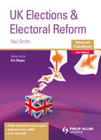 UK Elections and Electoral Reform Advanced Topic Master (Paperback)