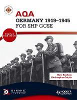 AQA Germany 1919-1945 for SHP GCSE - SHPS (Paperback)