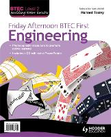 Friday Afternoon BTEC First Engineering Resource Pack + CD (Spiral bound)