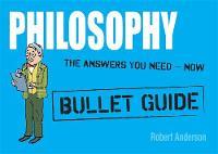 Philosophy - Bullet Guides (Paperback)