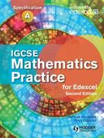 IGCSE Mathematics for Edexcel Practice Book (Paperback)