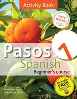 Pasos 1 Spanish Beginner's Course: Activity Book: Activity Book: Intermediate Course in Spanish (Paperback)