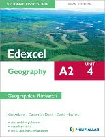 Edexcel A2 Geography Student Unit Guide New Edition: Unit 4 Contemporary Geographical Issues (Paperback)