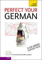 Perfect Your German: Teach Yourself: Audio Support (CD-Audio)