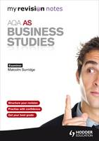 AQA AS Business Studies - My Revision Notes (Paperback)