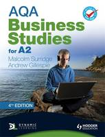 AQA Business Studies for A2 - AQA A Level Business (Paperback)