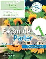 Facon de Parler 1 French for Beginners 5ED: Course Pack