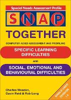 SNAP Together single-user CD-ROM v1.5 (Special Needs Assessment Profile) - SNAP (CD-Audio)