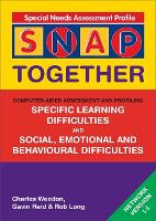 SNAP Together Network CD-ROM V1.5 (Special Needs Assessment Profile) - SNAP (CD-Audio)